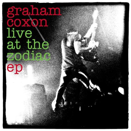 Live At The Zodiac EP von Graham Coxon