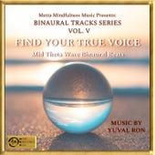 Find Your True Voice: Mid Theta Wave Binaural Beats de Yuval Ron