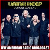Demons & Aliens (Live) de Uriah Heep