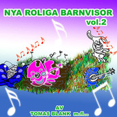 Nya Roliga Barnvisor, vol.2 by Piccolo-ensemblen