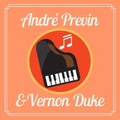Andrè Previn & Vernon Duke by André Previn