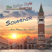 Souvenir from Piazza San Marco, Vol. 2 by The Italian Style Quartet