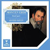 Monteverdi Madrigali by Anthony Rooley