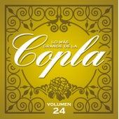 Lo Más Grande De la Copla - Vol. 24 by Various Artists