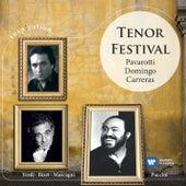 Tenor Festival: Pavarotti, Domingo, Carreras von Various Artists