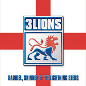 Three Lions by Skinner Baddiel