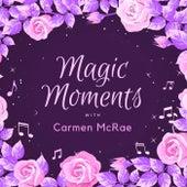 Magic Moments with Carmen Mcrae fra Carmen McRae