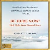 Be Here Now!: High Alpha Wave Binaural Beats de Yuval Ron