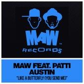 Like A Butterfly (You Send Me) by Patti Austin