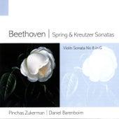Beethoven Spring & Kreutzer Sonatas by Daniel Barenboim