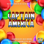 Captain America 1966 Main Theme (From