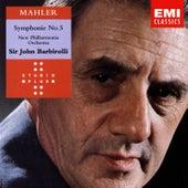Mahler - Symphony No. 5 de Sir John Barbirolli