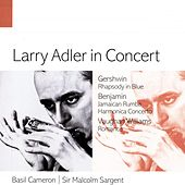 Larry Adler in Concert. de Larry Adler