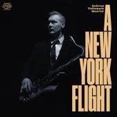 A New York Flight by Andreas Toftemark