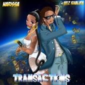 Transactions (feat. Wiz Khalifa) de Narissa
