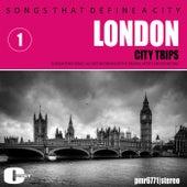Songs That Define a City: London, Volume 1 de Various Artists