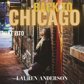 Back to Chicago (feat. Mike Zito) de Lauren Anderson