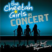 The Cheetah Girls In Concert - The Party's Just Begun Tour Original Soundtrack by The Cheetah Girls