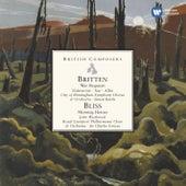 Britten: War Requiem & Bliss: Morning Heroes by Sir Simon Rattle