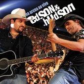 Na Arena Ao Vivo de Edson & Hudson
