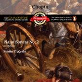Chopin: Piano Sonata No. 2 Op. 35 & 4 Scherzos von Simon Trpceski