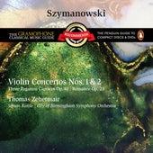 Szymanowski - Violin Concertos Nos. 1 & 2 by Thomas Zehetmair