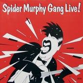 Live! - Digital Remaster von Spider Murphy Gang