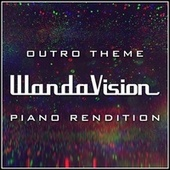 Wandavision - Outro Theme (Piano Rendition) by The Blue Notes