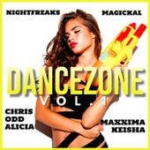 Dance Zone Vol.1 de Various Artists