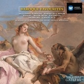 Baroque Favourites [The National Gallery Collection] (The National Gallery Collection) by Sir Neville Marriner