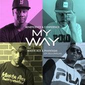 My Way [feat. Masta Ace & Phantasm (of Cella Dwellas)] von Beneficence
