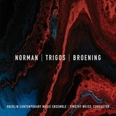 Norman, Trigos & Broening: Chamber Works by Timothy Weiss