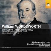 Wordsworth: Orchestral Music, Vol. 3 von Florian Arnicans