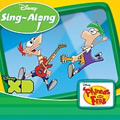 Disney Singalong: Phineas And Ferb de Various Artists