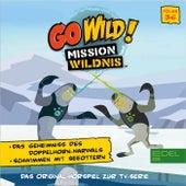 Folge 36: Das Geheimnis des Doppelhorn Narwals / Schwimmen mit Seeottern (Das Original Hörspiel zur TV-Serie) von Go Wild! - Mission Wildnis