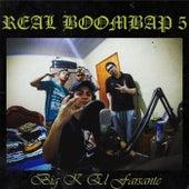 Real Boombap 5 by Big K El Farsante