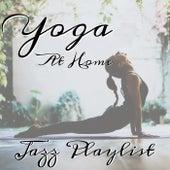 Yoga At Home Jazz Playlist de Various Artists