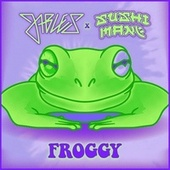 Froggy by Jables