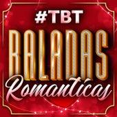 #TBT Baladas Románticas by Various Artists