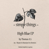 High Blue by Thomas A.S.