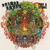 Fire & Stone (Prince Fatty Presents) fra Stick Figure