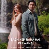 Sach Keh Raha Hai (Cover) by Simran Sehgal