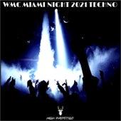 WMC MIAMI NIGHT 2021: TECHNO de Various Artists