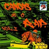 Canoas É o Rap! Vol. 1 by Vários Artistas
