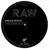 Raw Forms Throwback, Vol. 1 by Various Artists