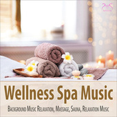 Wellness Spa Music - Background Music Relaxation, Massage, Sauna, Relaxation Music von Max Relaxation