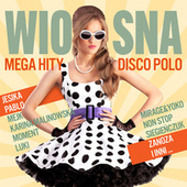 Wiosna - Mega Hity Disco Polo by Various Artists