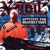 Appetite For Destruction de Xzibit