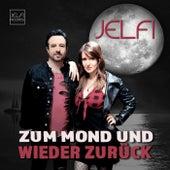 Zum Mond und wieder zurück by Jelfi