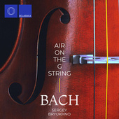 Bach: Air on the G String de Sergey Bryukhno